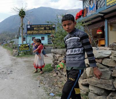 Непальцы Непал непалки-непальцы Гималаи