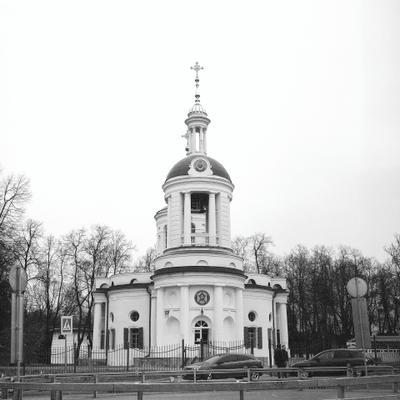 Храм Влахернской иконы Божией Матери.