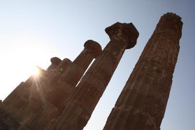 Долина Храмов в г. Агридженто (Сицилия)