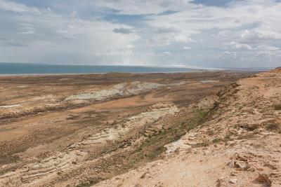 берег Аральского моря Узбекистан, Аральское море, чинк