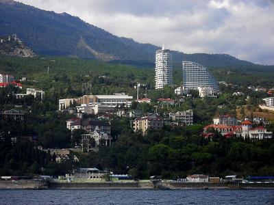 Южный берег Крыма  Южный берег Крыма