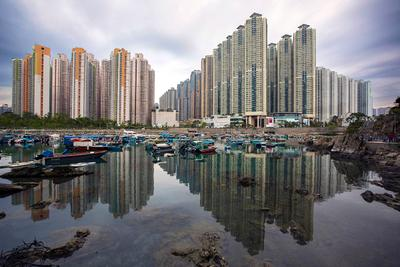 Гонконг.Бетонный апокалипсис. Город поглощает природу