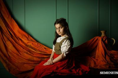 Ragazza Cecilia semenets семенец портрет portrait фото photo