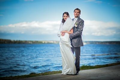*** свадьба, постановка, размытый фон