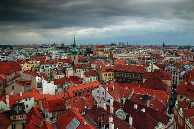 Сказочный город Прага Прага