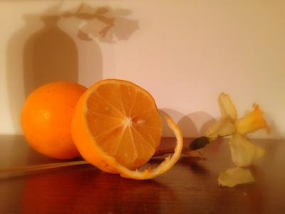 *** лимоны тень