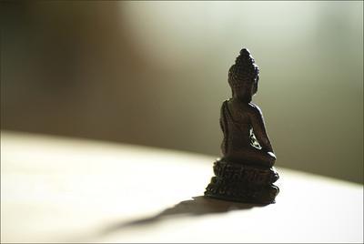 Маленький Будда будда