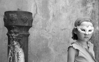 венецианские маски..