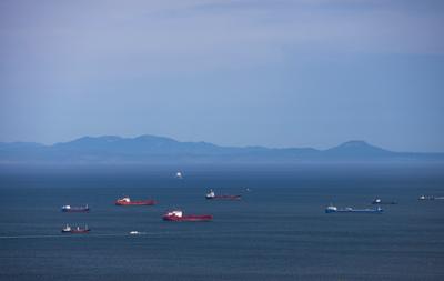 Дальневосточный мотив Владивосток Восток море корабли