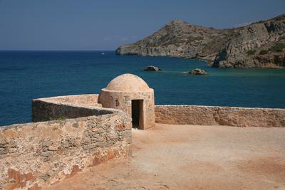 Спиналонга крепость остров спиналонга венецианцы османская империя греция лепра
