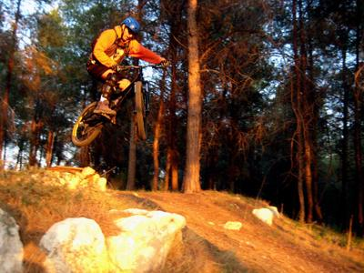 Лиэль - король Бен Шемена free ride, jump, air, hit