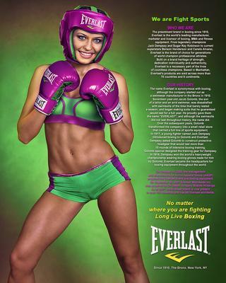 Everlast касин kasin everlast boxing box model бокс