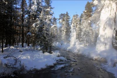 Тёплый ручей Северный Байкал Хакусы горячий ичточник