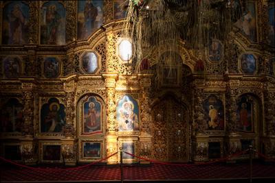 Старочеркасский Воскресенский войсковой собор Старочеркасск Черкасск Дон Казачество Собор