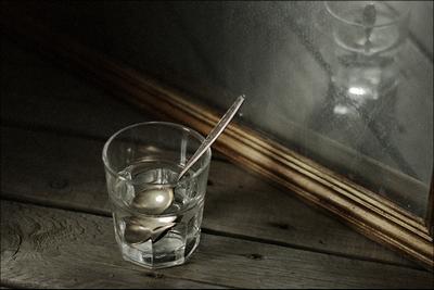 ***стакан воды