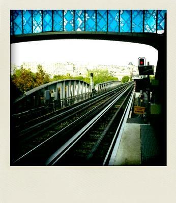 Paris Metro street, ways