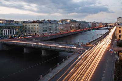 Семеновский мост Санкт Петербург Семеновский мост Гороховая