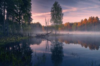 Гляжу в озёра синие ...©