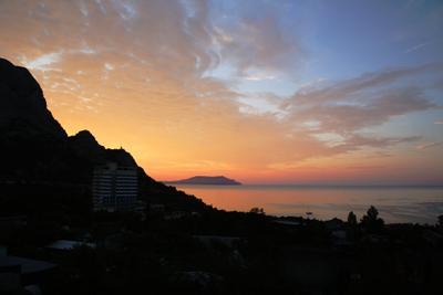 Новый Свет. Восход солнца. крым новый свет горы рассвет восход