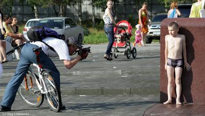 Don't shoot! город, люди, фото, дети