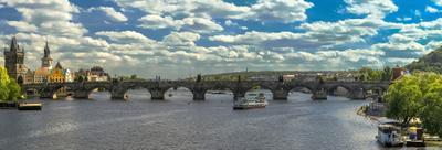 Карлов мост. Прага.
