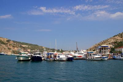 Балаклава море крым лето балаклава