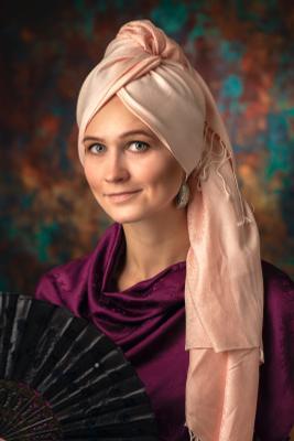 Olga девушка портрет фото восточная