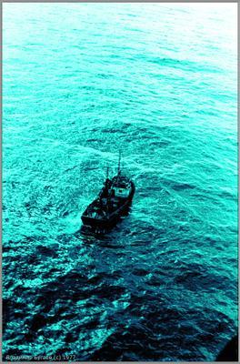 *** Выходим в Тихий... Тихий океан сейнер путина Камчатка СССР Россия Владимир Бугаев