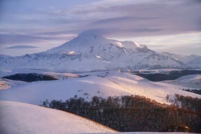 The legend of Elbrus.
