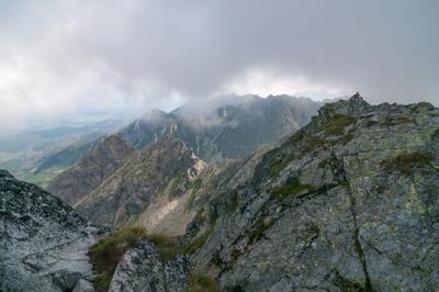 Постковидное... хочется побыть одному Poland Polska góry mountains Zakopane Tatry Świnica