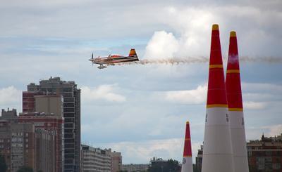 Red Bull Air Race Red Bull Air Race соревнование самолет Казань