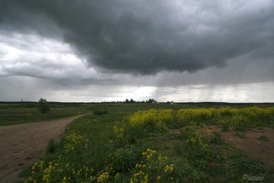 Взгляд на дождь Антушково Монастырь Животворящего Креста