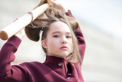 Candy Lanvin fashion model