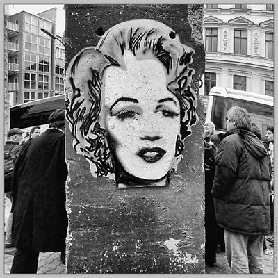 *Символ 20 столетия на берлинской стене раздора* фотография путешествие остальное Фото.Сайт Монро Берлин