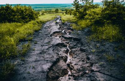 Российские дороги.. Природа пейзаж