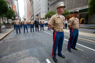 The Few, the Proud, the Marines. US Marine Corps
