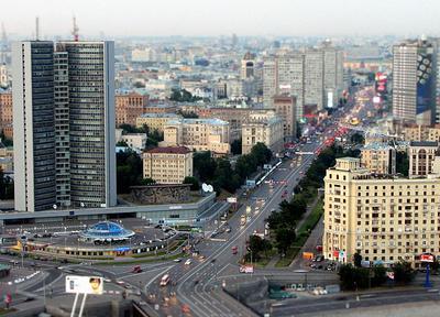 Новый Арбат (Калининский проспект) Москва
