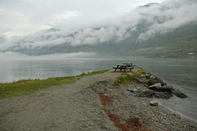 *** вне зоны отдыха ... Норвегия отдых путешествие облака пейзаж