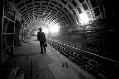 Проехал остановку... метро underground