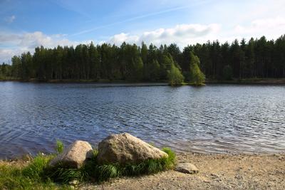 Маленькое озеро озеро