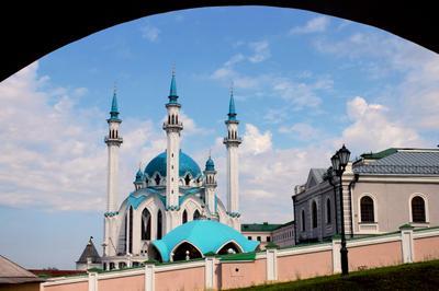 Кул-Шариф Казань мечеть Кул-Шариф