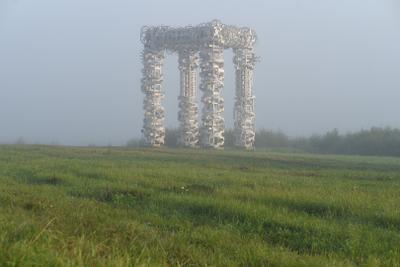 Белые ворота Никола-Ленивец Белые ворота