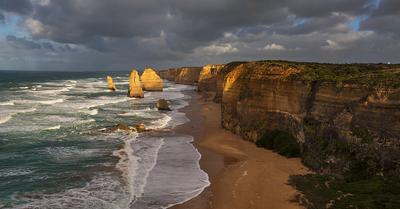 Good morning Australia Australia Victoria great ocean road 12 apostles morning