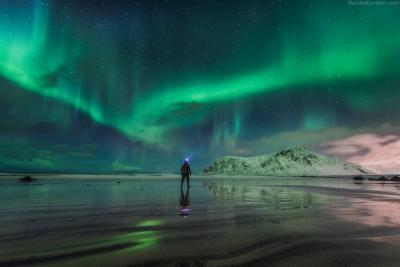 *** Аврора-феникс *** Лофотены Норвегия