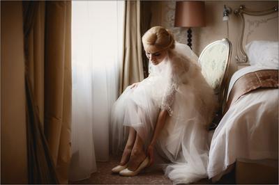 Утро свадьба сборы утро
