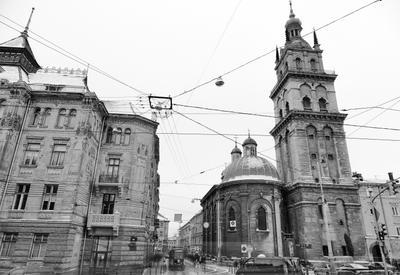 Львовскими улицами Львов