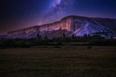 Ночь под звёздами