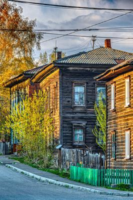 Старинные дома томск сибирь дома архитектура старина резное дерево резьба по дереву