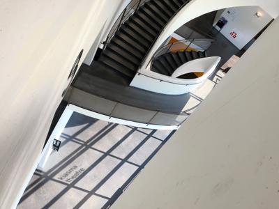 Музей Киасма музей Киасма Хельсинки лестница