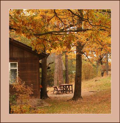 `Окно в осень`